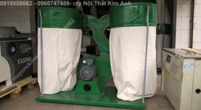 Máy hút bụi túi vải bình tân