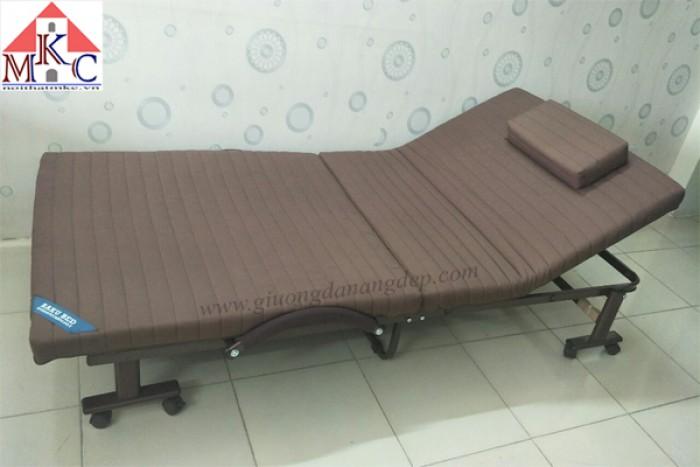 Giảm giá đồng loạt các mẫu giường gấp di động Hàn Quốc RAKUBED0