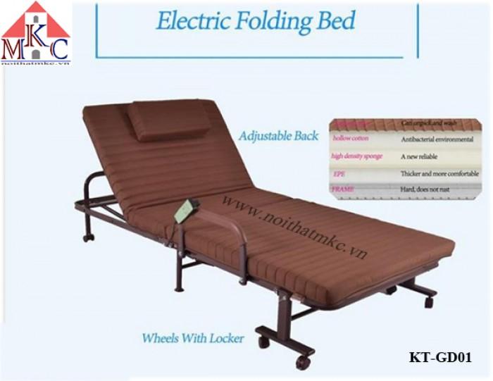 Giảm giá đồng loạt các mẫu giường gấp di động Hàn Quốc RAKUBED3