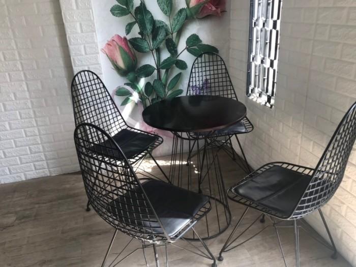 Cần thanh số lượng lớn bàn ghế mỹ ghệ dùng cho quán cafe..2