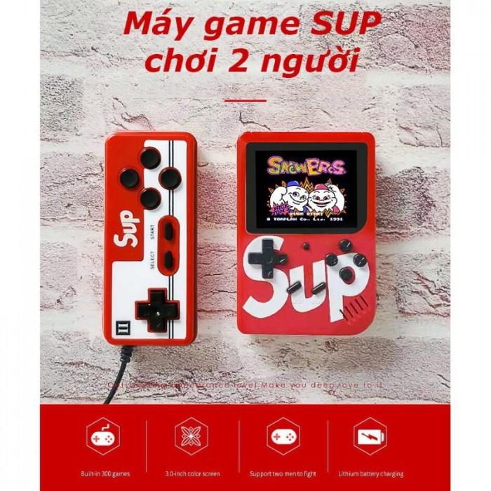 Máy chơi game sup 400 in 1 có tay cầm hỗ trợ 2 người chơi game2