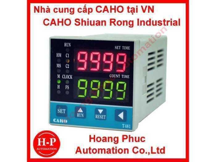 Nhà cung cấp bộ điều khiển chương trình xử lý CAHO tại Việt Nam0