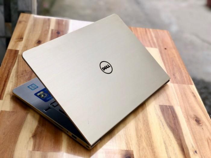 Laptop Dell Vostro V5459 màu gold, i5 6200U SSD128-500G Vga 930M Đèn phím Đẹp2