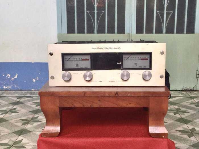 Tân Audio Biên Hoà AMPLY POPWER Phase Linear 700B (USA)0