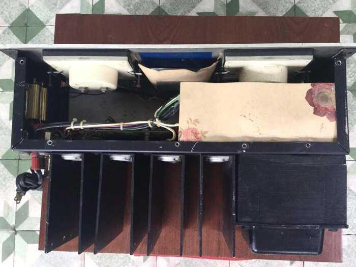 Tân Audio Biên Hoà AMPLY POPWER Phase Linear 700B (USA)1