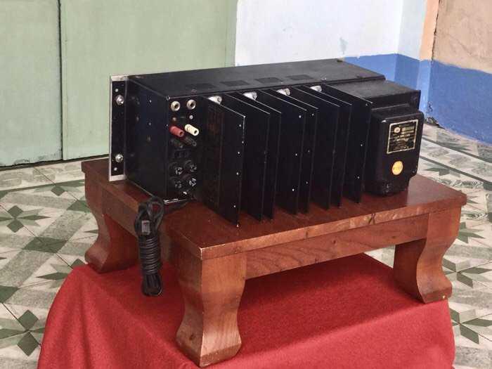 Tân Audio Biên Hoà AMPLY POPWER Phase Linear 700B (USA)2