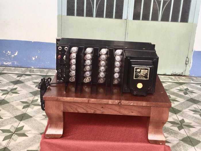 Tân Audio Biên Hoà AMPLY POPWER Phase Linear 700B (USA)3
