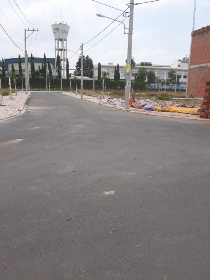 Bán đất đường số 6 Linh Xuân, gần khu đại học quốc gia,XDTD
