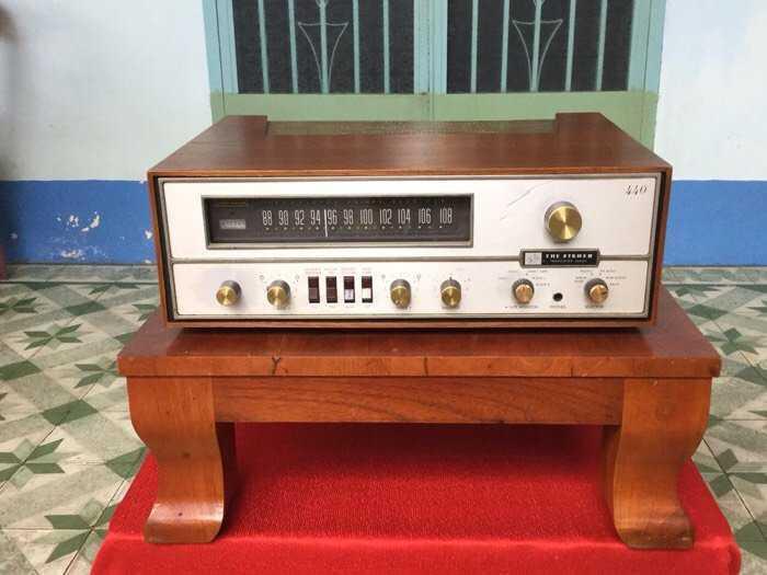 Tân Audio biên hoà Fisher 440T (hàng zin)0