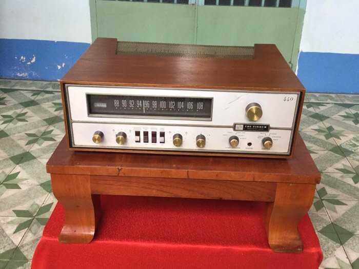 Tân Audio biên hoà Fisher 440T (hàng zin)1