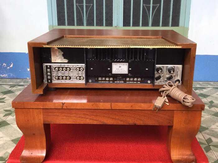 Tân Audio biên hoà Fisher 440T (hàng zin)2