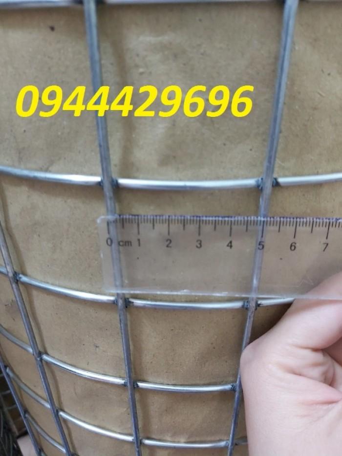 Lưới Thép Hàn D3 A 50X50 khổ 1m, 1.2m, 1.5m hàng sẵn kho.1