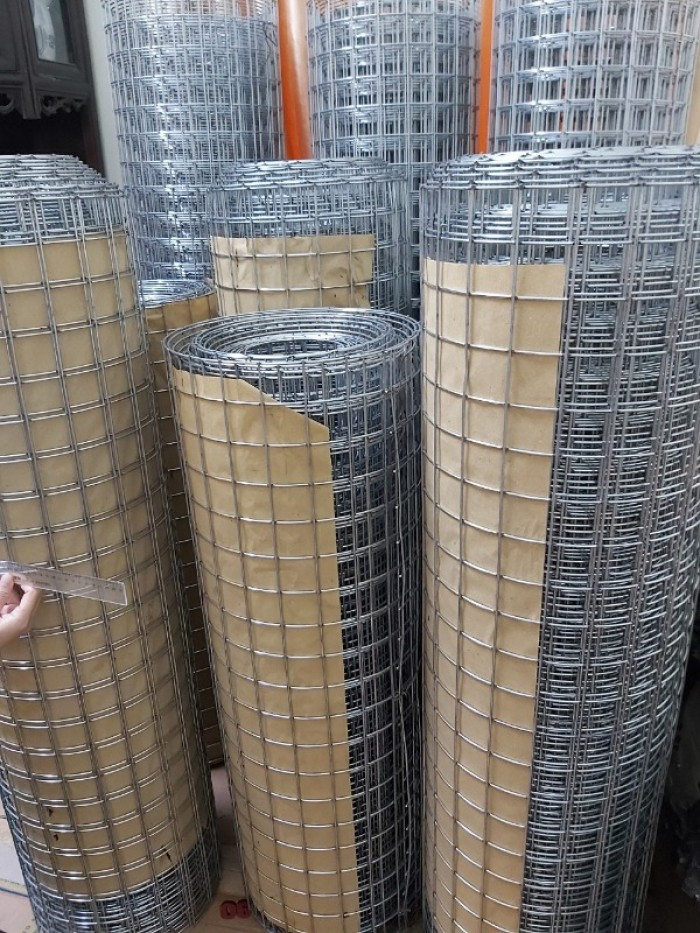 Lưới Thép Hàn D3 A 50X50 khổ 1m, 1.2m, 1.5m hàng sẵn kho.2