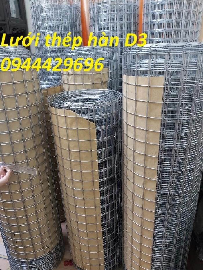 Lưới Thép Hàn D3 A 50X50 khổ 1m, 1.2m, 1.5m hàng sẵn kho.5