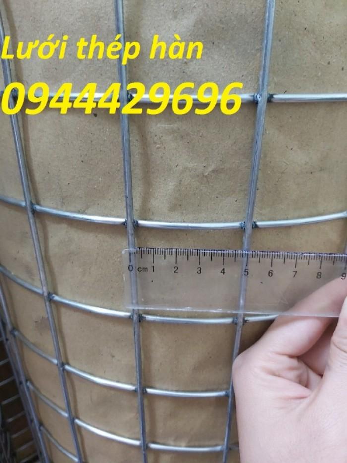 Lưới Thép Hàn D3 A 50X50 khổ 1m, 1.2m, 1.5m hàng sẵn kho.6