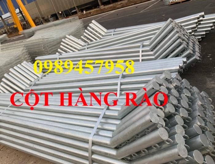Hàng rào mạ kẽm nhúng nóng tại Hà Nội2
