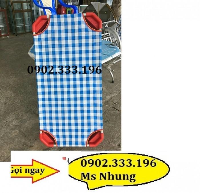 Giường ngủ mầm non, giường ngủ mầm non giá rẻ, bán giường ngủ giá rẻ12