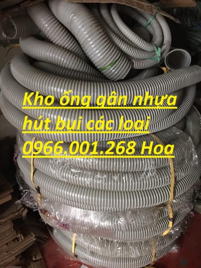 Ống gân nhựa hút bụi, ống ruột gà D90,D100,D114,D125,D150,168,D2003