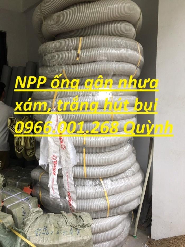 Ống gân nhựa hút bụi, ống ruột gà D90,D100,D114,D125,D150,168,D2004