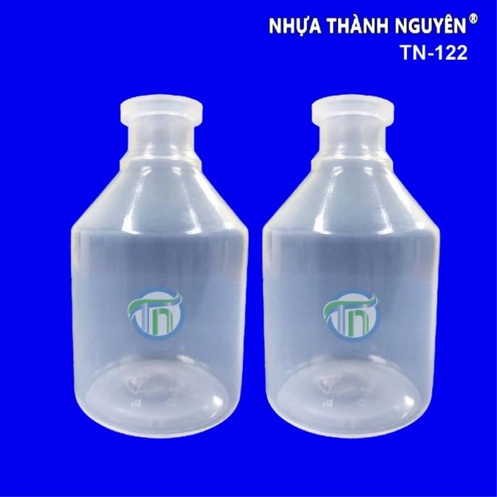 Chai nước cất pha tiêm2