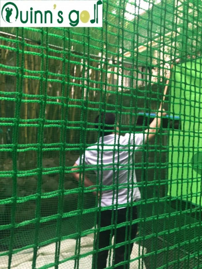 Khung lều tập golf 2.6mx2.6m3