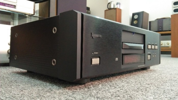 Cd Esoteric X-50w . Made In Japan1