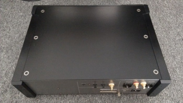 Cd Esoteric X-50w . Made In Japan4
