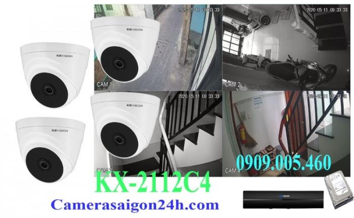 Camera quan sát thương hiệu Mĩ, gói 4 camera0