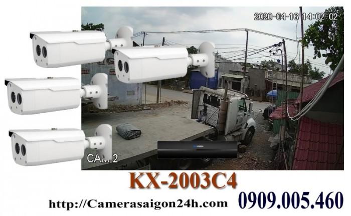 Camera quan sát kbvision tầm xa hồng ngoại 80 mét0