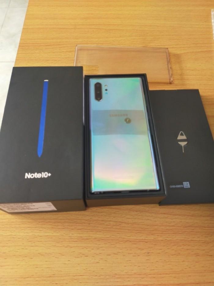 Samsung Note 10 plus thegioididong đẹp keng như mới0