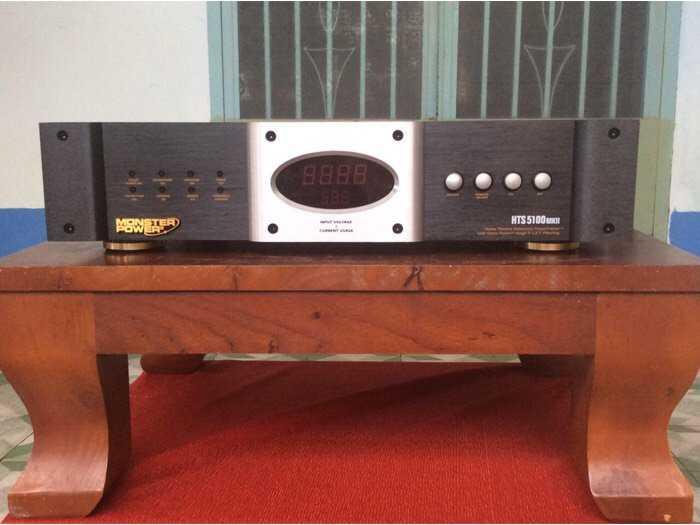 Tân Audio Biên Hoà LỌC ĐIỆN MONSTER POWER HTS 5100 MKII0