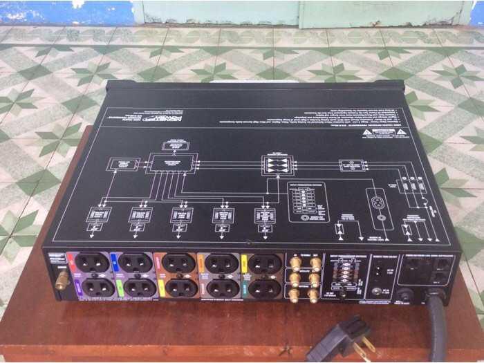 Tân Audio Biên Hoà LỌC ĐIỆN MONSTER POWER HTS 5100 MKII1