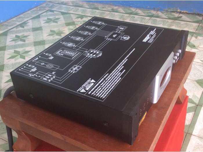 Tân Audio Biên Hoà LỌC ĐIỆN MONSTER POWER HTS 5100 MKII2