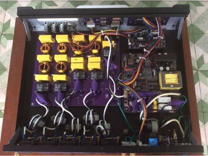Tân Audio Biên Hoà LỌC ĐIỆN MONSTER POWER HTS 5100 MKII3