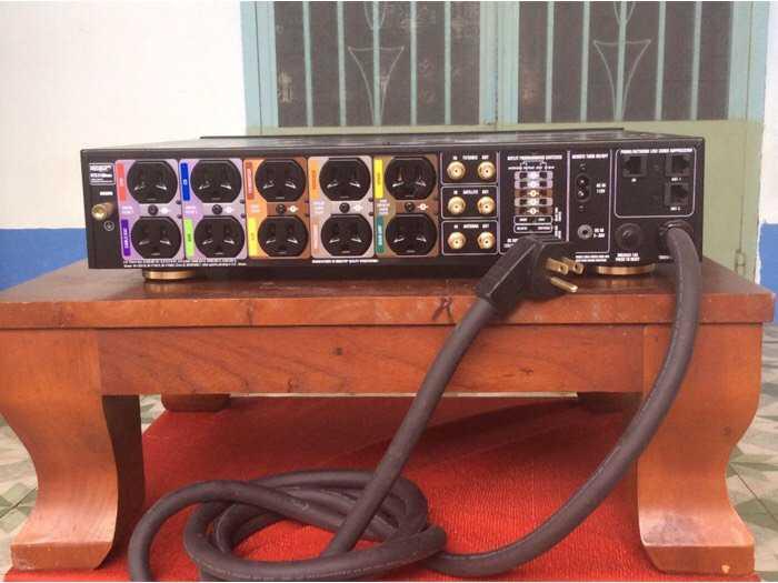 Tân Audio Biên Hoà LỌC ĐIỆN MONSTER POWER HTS 5100 MKII4