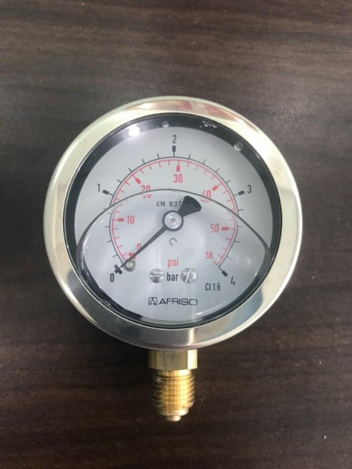 Đồng hồ đo áp suất đồng hồ đo áp lực đồng hồ đo áp kế0