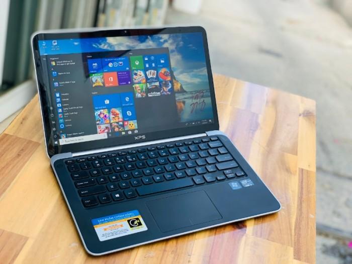 Laptop Dell XPS 13 L321, I5 2467M 4G SSD128 Đẹp zin 100% Giá rẻ3
