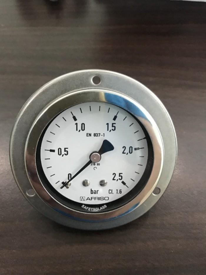 Đồng hồ đo áp suất đồng hồ đo áp lực đồng hồ đo áp kế2
