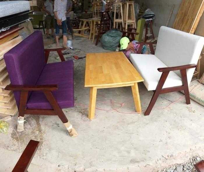Bàn ghế SOFA cafe giá rẽ..2