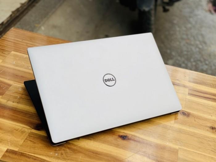 Laptop Dell Precision 5510, I7 6820HQ 16G SSD256+1000G Vga M1000M 4K TOUCH Đẹ0