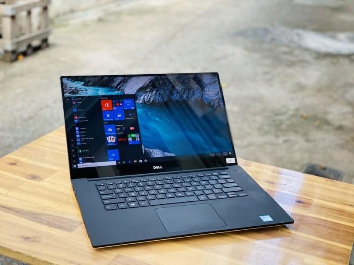 Laptop Dell Precision 5510, I7 6820HQ 16G SSD256+1000G Vga M1000M 4K TOUCH Đẹ5
