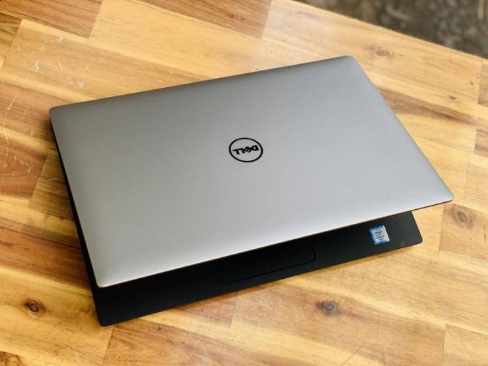 Laptop Dell Precision 5510, I7 6820HQ 16G SSD256+1000G Vga M1000M 4K TOUCH Đẹ2
