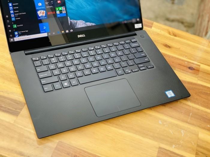 Laptop Dell Precision 5510, I7 6820HQ 16G SSD256+1000G Vga M1000M 4K TOUCH Đẹ4