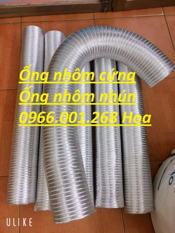 Ống nhôm nhún,ống nhôm cứng chịu nhiệt cao phi 100,phi 125,phi 150,phi 2006