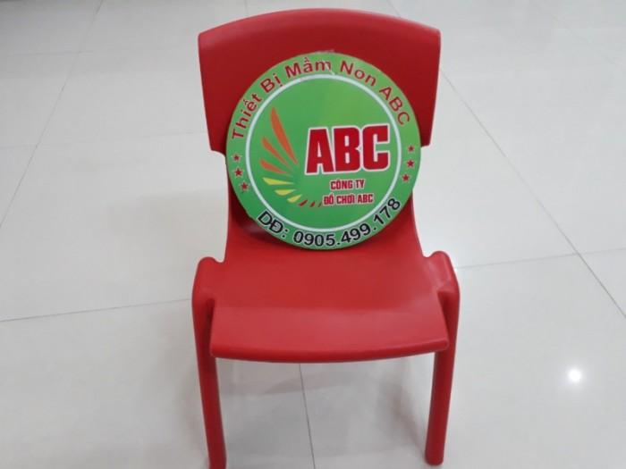 ghế nhựa mầm non nhựa đúc cao cấp tại Quảng Nam0