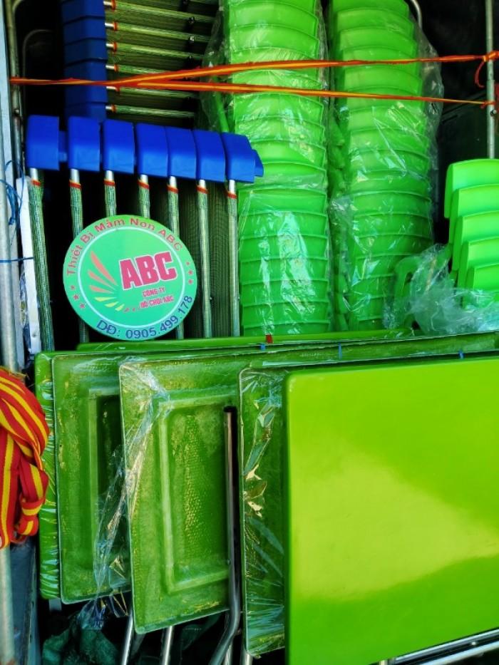 ghế nhựa mầm non nhựa đúc cao cấp tại Quảng Nam9
