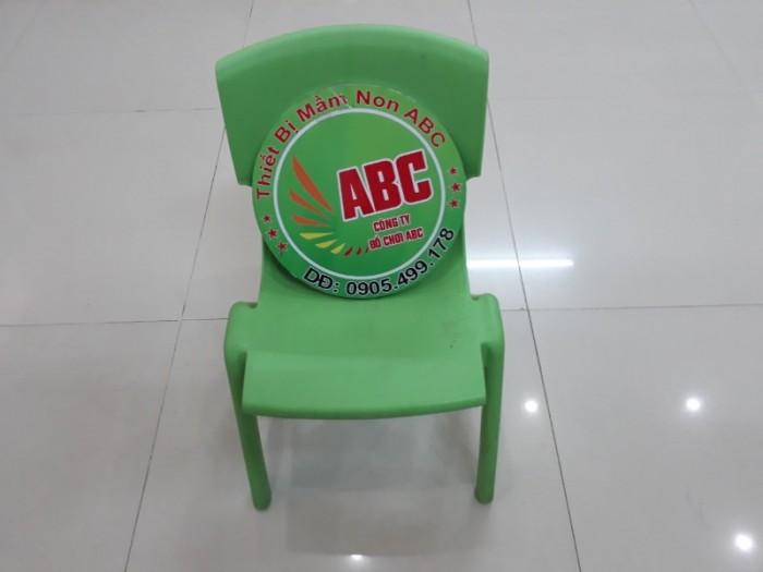 ghế nhựa mầm non nhựa đúc cao cấp tại Quảng Nam1