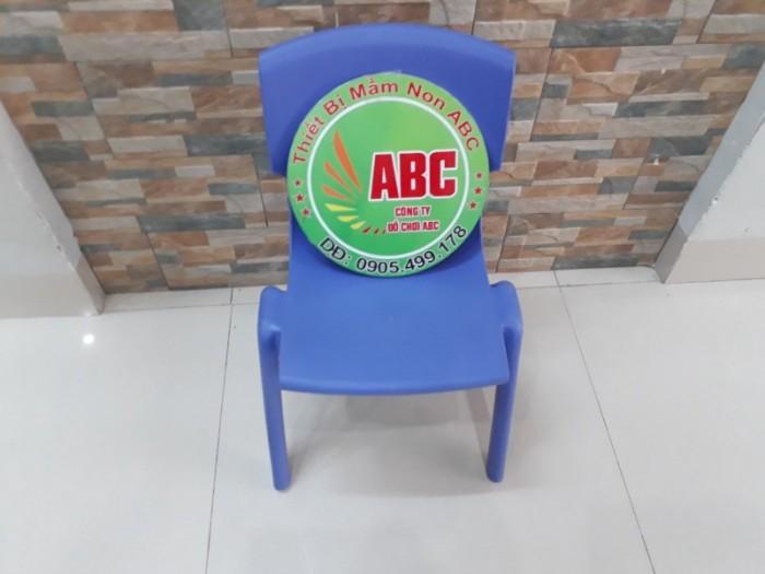 ghế nhựa mầm non nhựa đúc cao cấp tại Quảng Nam4