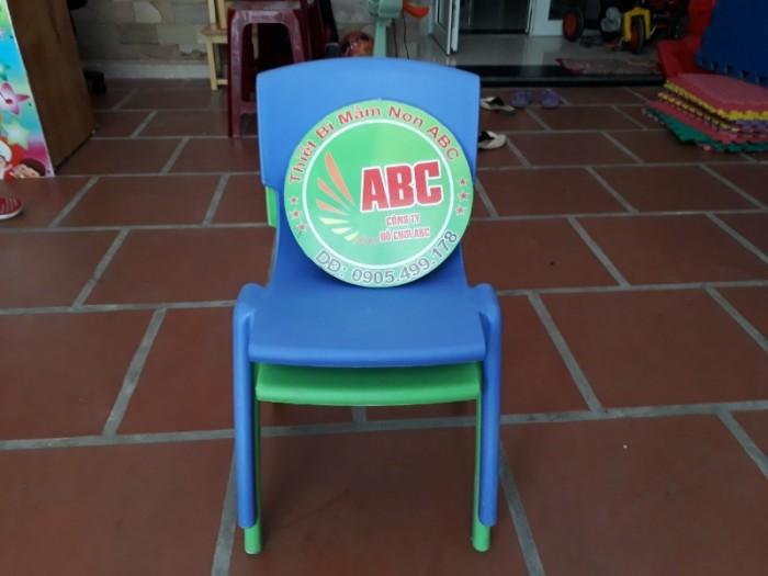 ghế nhựa mầm non nhựa đúc cao cấp tại Quảng Nam2