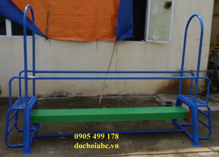 Bộ vận động cầu thăng bằng mầm non cho trẻ mẫu giáo5